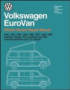 Download Pdf  Volkswagen Eurovan Official Factory Repair