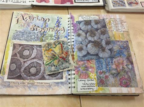 1000+ Images About Gcse Sketchbook Examples On Pinterest