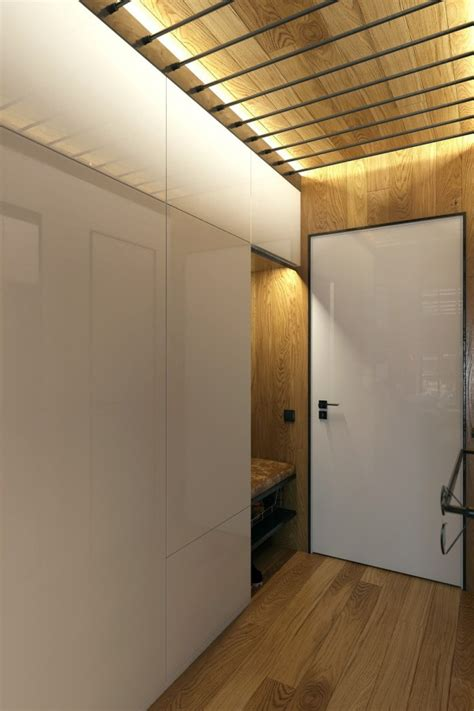 Micro Home Design A Tiny Apartment With Just 18 Square Meter Area 200 Square by Micro Home Design Tiny Apartment Of 18 Square Meters