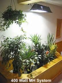 acf indoor plant grow lights information guide