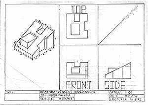 Image Gallery orthographic views examples
