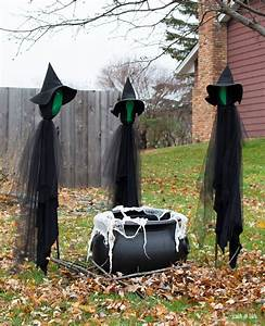 Diy, Halloween, Decorations, Includes, Free, Witch, Hat, Pattern
