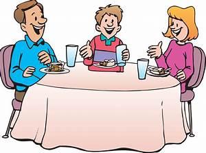 Have Dinner Cartoon | www.imgkid.com - The Image Kid Has It!