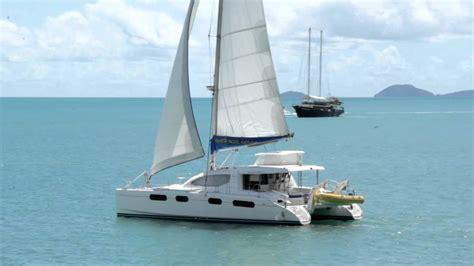 Catamaran Youtube by 2keela Leopard 46 Sailing Catamaran Youtube