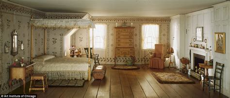 1940 homes interior miniature models offer glimpse into homes from 13th century europe to 20th century america
