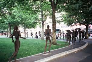 Riverfront Park Sculptures Spokane WA