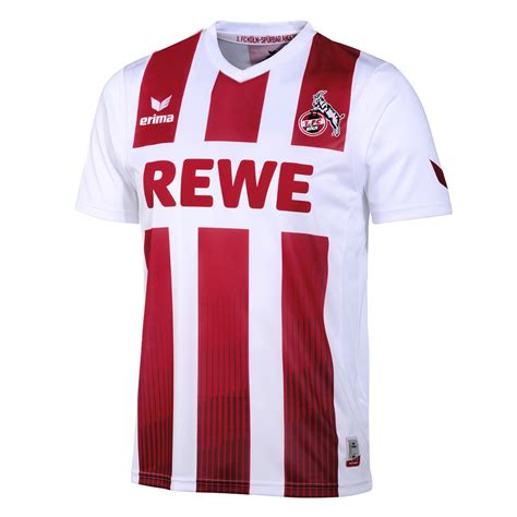 Fc köln (bundesliga) current squad with market values transfers rumours player stats fixtures.official club name: Home Kit FC Koln 2017-18 - Cambio de Camiseta