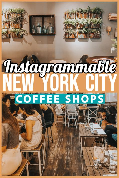 Even with notable forerunners in the caffeine mecca of nyc, such as stumptown. Most Instagrammable Coffee Shops in NYC | Nyc shopping ...
