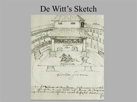 PPT - Elizabethan and Jacobean Theatre: An Introduction ...