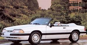 Timeline  1991 Mustang