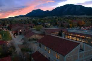 Colorado University Boulder Campus