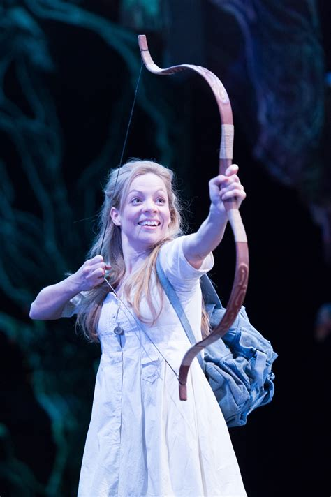 Wendy And Peter Pan At Royal Shakespeare Theatre