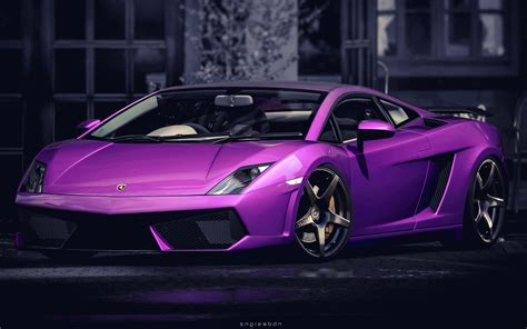 lamborghini purple lamborghini gallardo purple hd cars 4k wallpapers