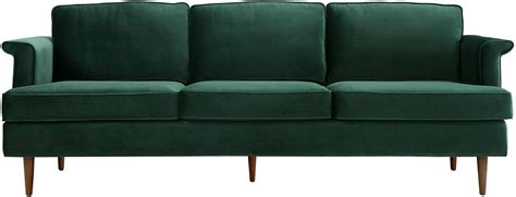 Porter Forest Green Sofa, S147, Tov Furniture
