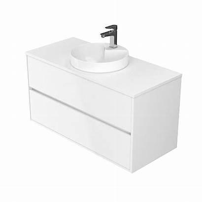Countertop Crea Cabinet Bathroom S924 Cersanit