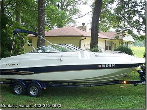 Caravelle Boats For Sale By Owner by 2002 Caravelle 20 Pontooncats