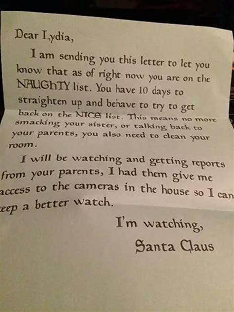 indiana mom sends misbehaving daughter letter  santa