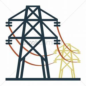 Electricity Tower Icon | www.pixshark.com - Images ...