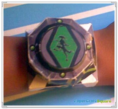 printable ben 10 omnitrix real