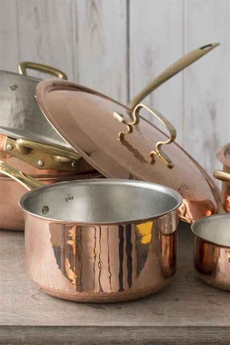copper cookware sets   copper pots pans reviews