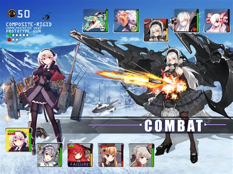 Free Gameandroid Anime Puzzles Panzer Waltz Best Anime Android Apps On Play