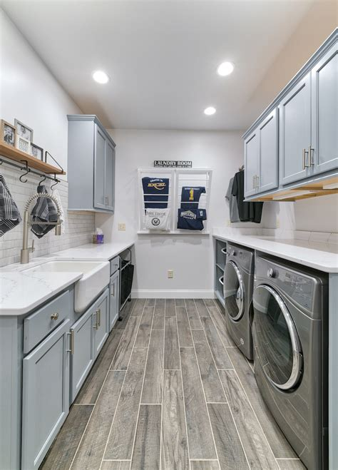 laundry room makeover excel interior concepts construction