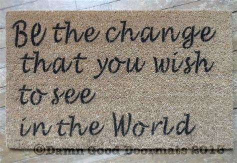 Doormats With Sayings by Doormat Quotes Sayings Quotesgram