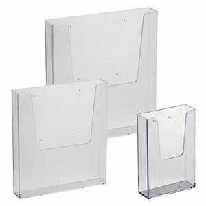 Wall mounted plastic document holders bing images for Acrylic document holder wall mount