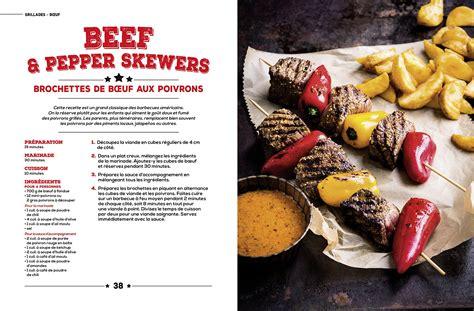 barbecue a l americaine buffalo grill livre de recettes barbecue 224 l am 233 ricaine