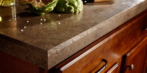high  laminate counters