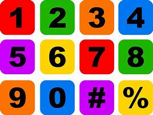 Number Icons Free Stock Photo - Public Domain Pictures