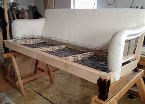 12 howard sofa process of making in traditional way With build a recliner
