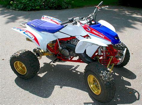 Honda 250r Motor In 450r Frame  Dirt Wheels Magazine