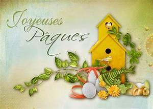 Joyeuses Paques Images : les infos de p ques des f es et des points ~ Voncanada.com Idées de Décoration