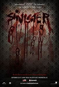 Sinister - Poster (Limited Edition) - Scannain