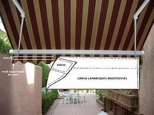 Store Banne Avec Lambrequin : comparatif devis de store banne en 7 par 4 m tres ann e 2013 ~ Edinachiropracticcenter.com Idées de Décoration