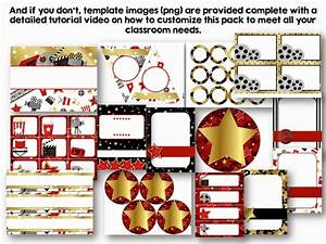 hollywood squares powerpoint template - flapjack educational resources hollywood class decor pack