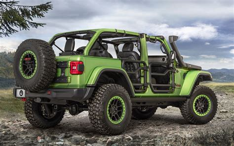 2018 Jeep Wrangler Unlimited Rubicon Moparized