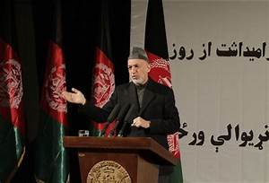 Afghan leader alleges US, Taliban are colluding | The ...