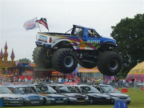 bigfoot monster truck will 3d printing kill the monster truck star 3dprint