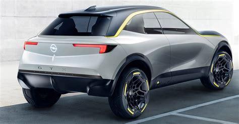Opel Gt Headlights by Opel Gt X Experimental Concept การทดลองใหม เพ อสร าง