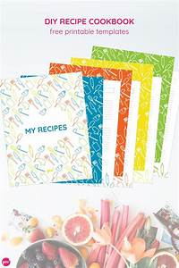 Diy, Recipe, Book, With, A, Free, Recipe, Binder, Printable