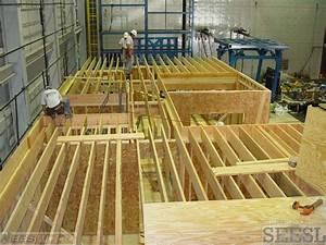 5  Installation Of Floor Joists During Construction