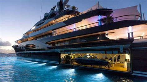 Biggest Charter Boat In The World by Top 5 Exterior Designers Of Largest Superyachts Luxury