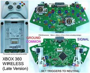 360 Wiring Xbox Diagram Controller Bbq70