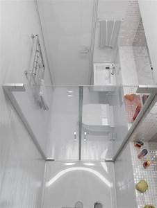 Aménagement Petite Salle De Bain 2m2. emejing mini salle de bain ...