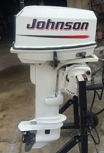 Johnson 30 Hp Outboard Boat Motor For Sale Afa Marine  Inc
