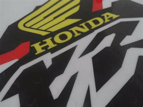 honda xr 250 xr250r xr250 gas tank decals graphics stickers 1998 free shipping ebay