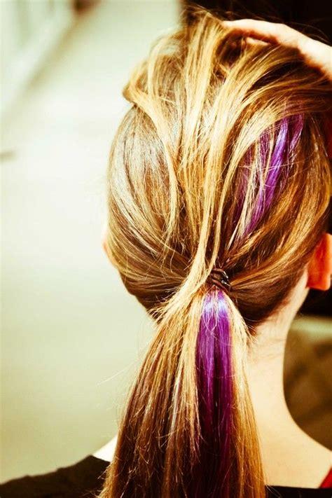 37 Best Fun Hair Streaks Images On Pinterest Hair