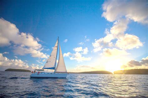 tourism tonga sailing